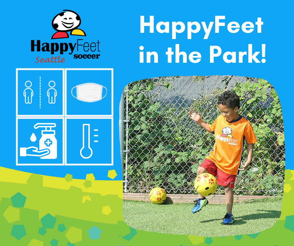 HappyFeet in the Park!